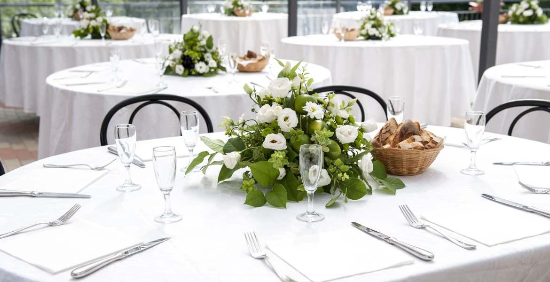 Organización de bodas, servicio de restauración. Madrid